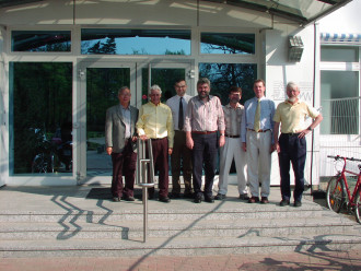 First meeting of SCOR/IAPSO WG127 in May 2006 at the IOW