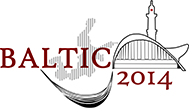 Logo BALTIC 2014