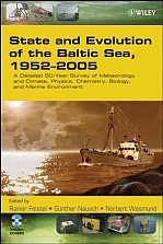 Cover: State and Evolution of the Baltic Sea, 1952-2005