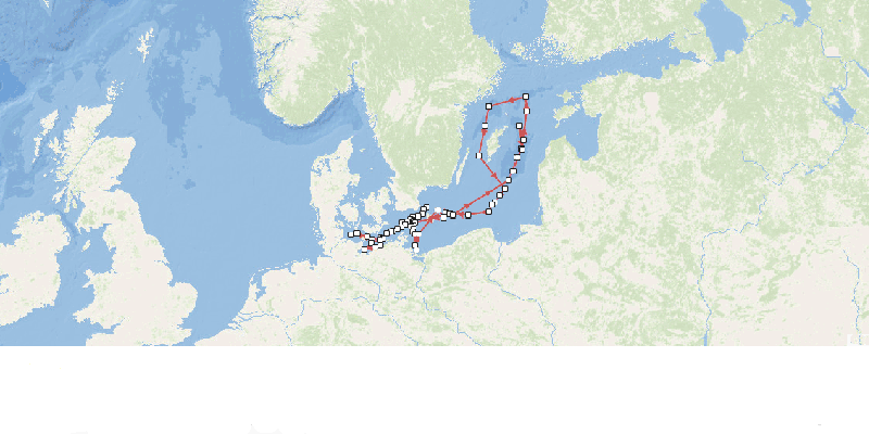 Teaser Baltic Sea data research with ODIN 2