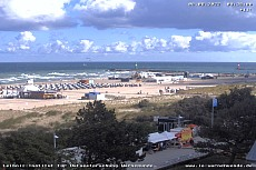 Webcam vom Warnemünder Strand